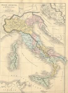 Les différents royaumes d'Italie